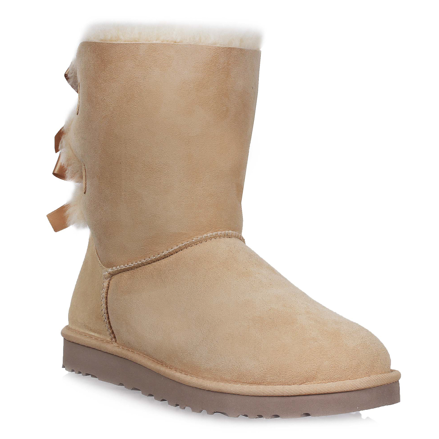 NIB New Ugg Australia 1002954 Femmes Bottes Bailey 16195 Bow 1002954 Femmes Sand Shoes | 865ee41 - vendingmatic.info