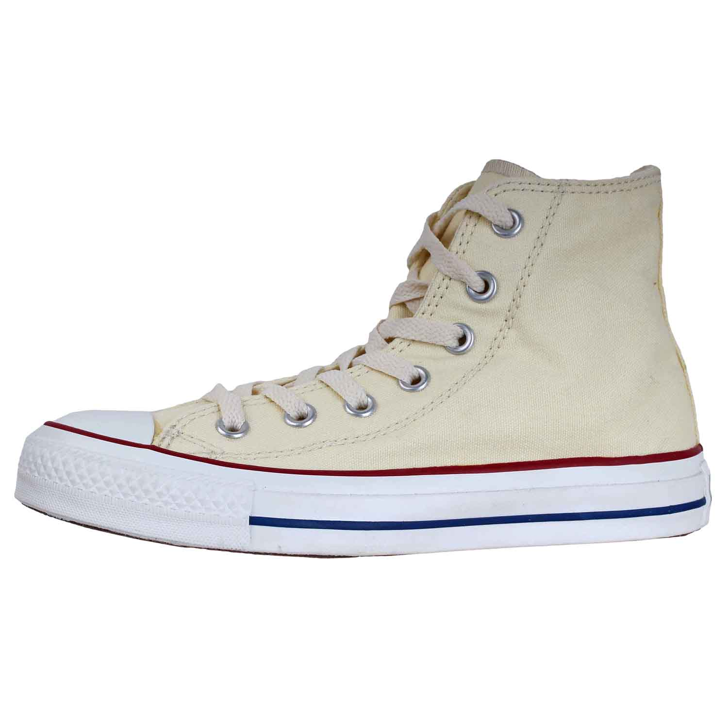 Details about Converse Mens Chuck Taylor All Star High Top Shoes M9162 3.5M5.5W