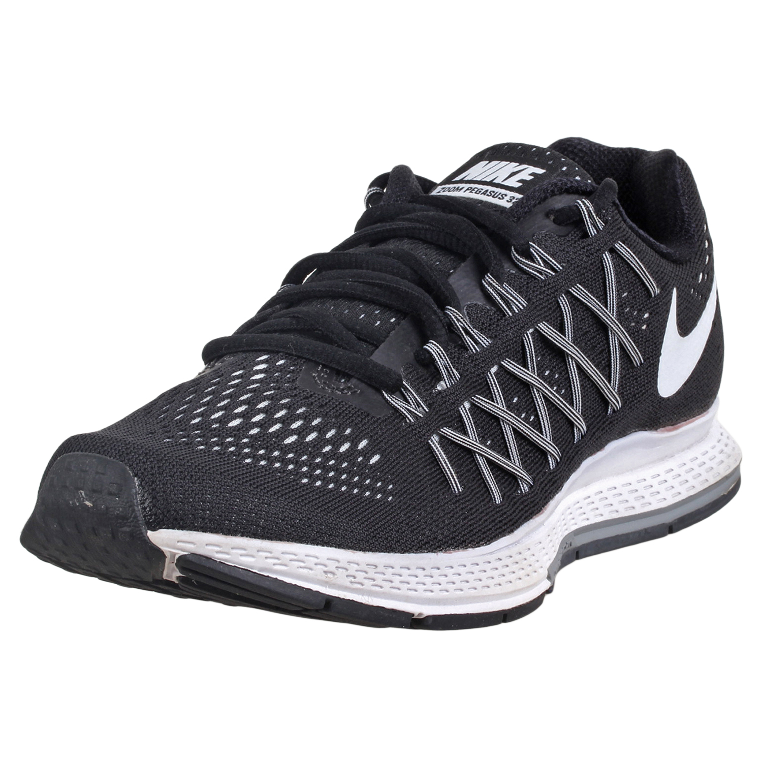 bb60c102beaf7 Details about Nike Women s Air Zoom Pegasus 32 Running Sneaker Shoes  749344-001 sz 4.5