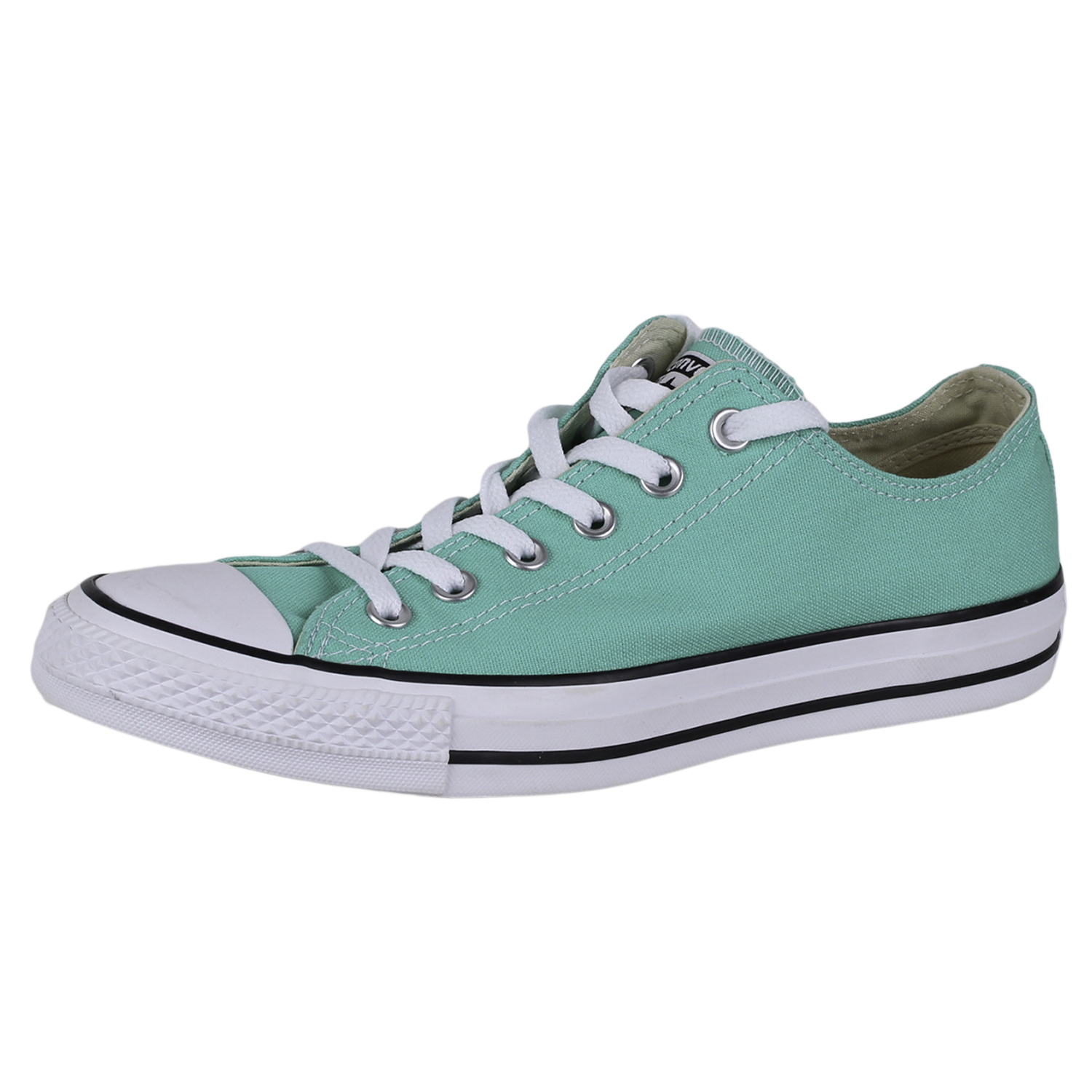 ad8b8b997395 Converse Chuck Taylor All Star Low Top Sneakers 155737F-7.5 Menta ...