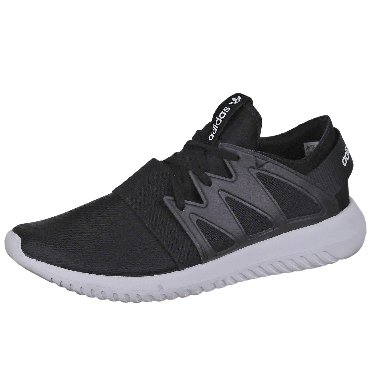 Adidas Originals Tubular Viral Womens Trainers S75581 in Black /& White Size 6.5
