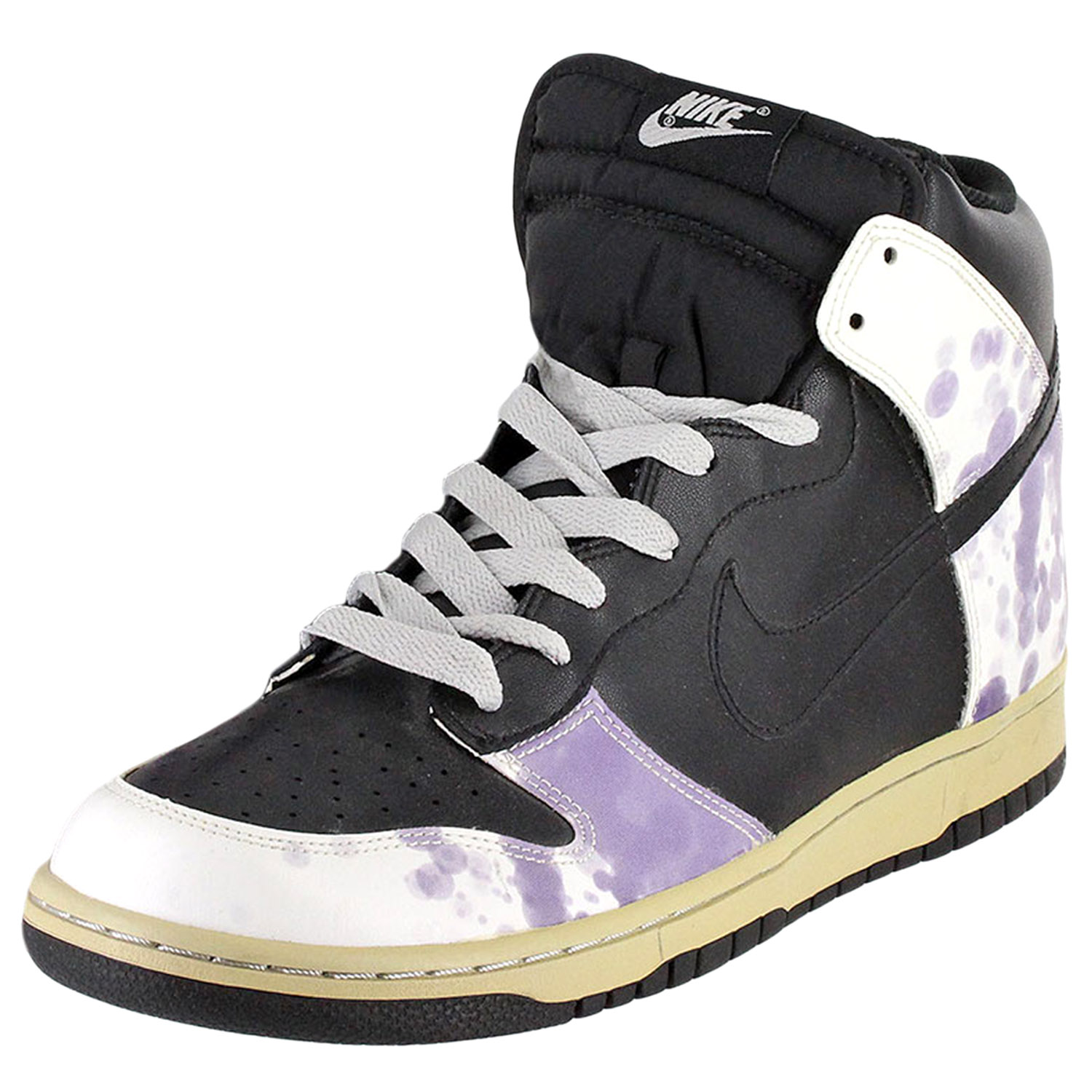 huge discount 275da d0c8c Details about NIKE DUNK HIGH WOMEN S BASKETBALL SHOES 318676-004 SIZE 11