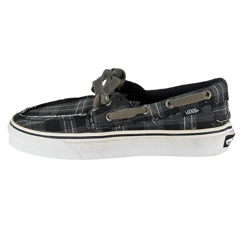 Détails sur Vans Zapato Del Barco Skateboard Chaussures VN 0XC31GF Taille 4.5 M, 6 W
