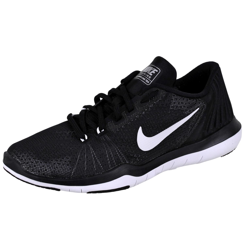 cff1c83ea938 Nike Women s Flex Supreme TR 5 Training Shoes 852467 Black 7