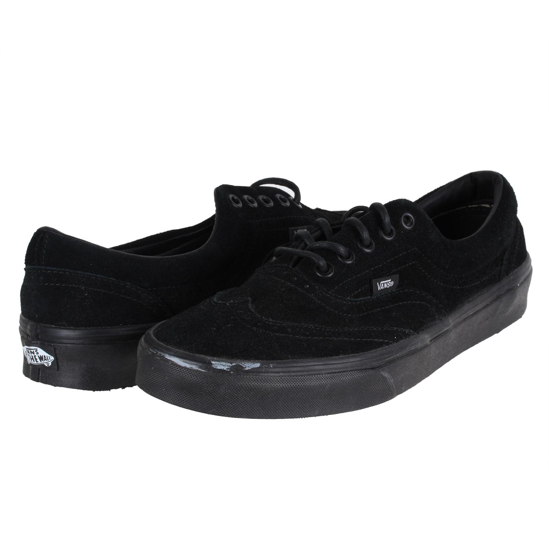 f14b5a3561 Details about Vans Men s Zapato Del Barco Shoes VN-BLKCLASSICSUEDE-9.5EY  Blk Sz 9.5M 11W